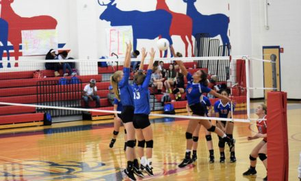 District 20-3A All-District Volleyball Teams Announced