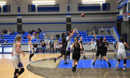 Lady Mustangs Crush Lady Hornets