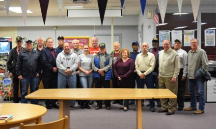 Grapeland ISD Hosts Veterans Prayer Breakfast