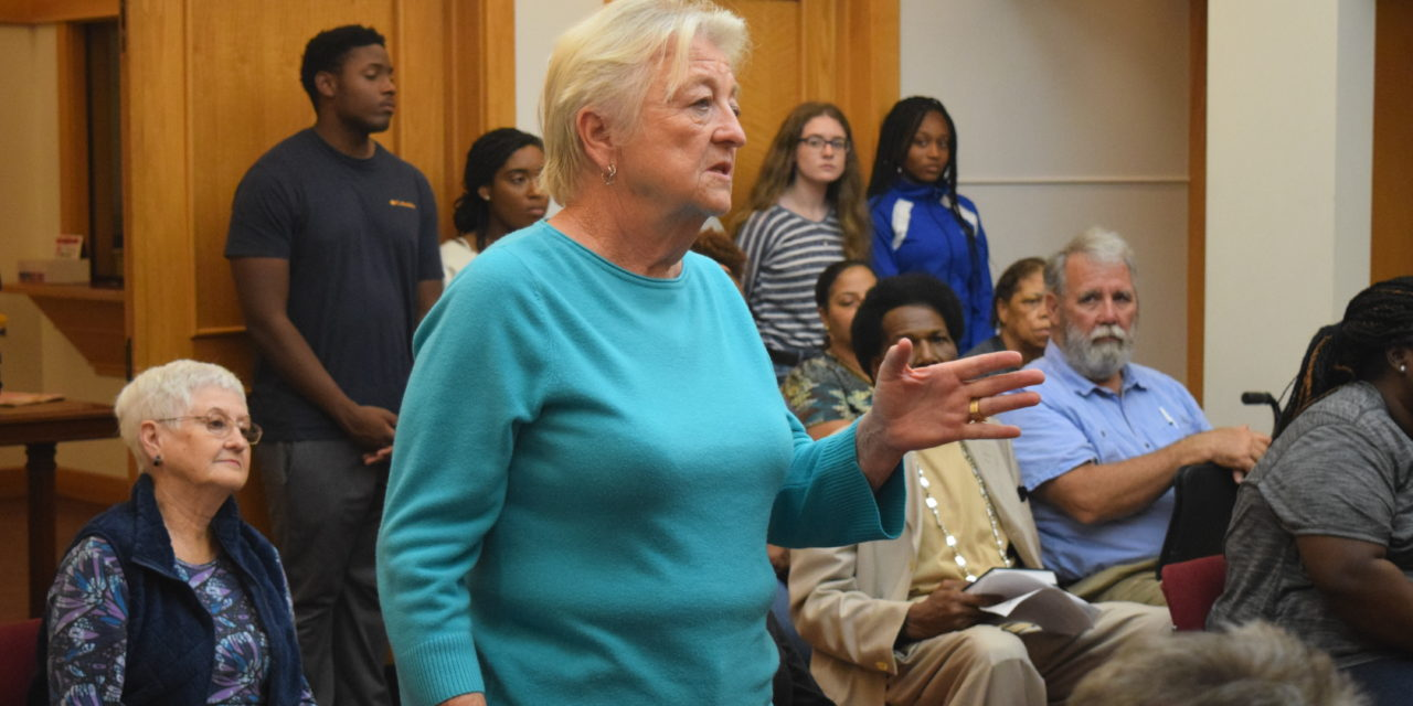 Crockett City Council Holds Drama-Free Meeting
