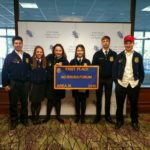 Grapeland FFA Ag Issues Team Headed to State