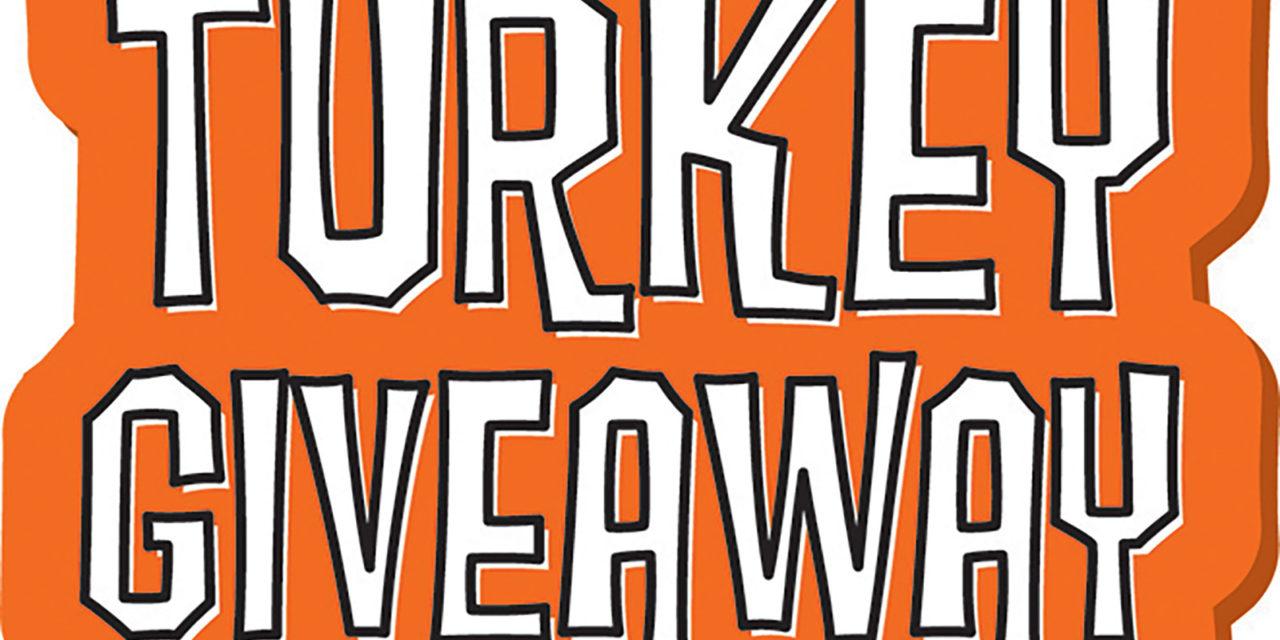 Former NFL Linebacker Hosting Turkey Giveaway on Nov. 15