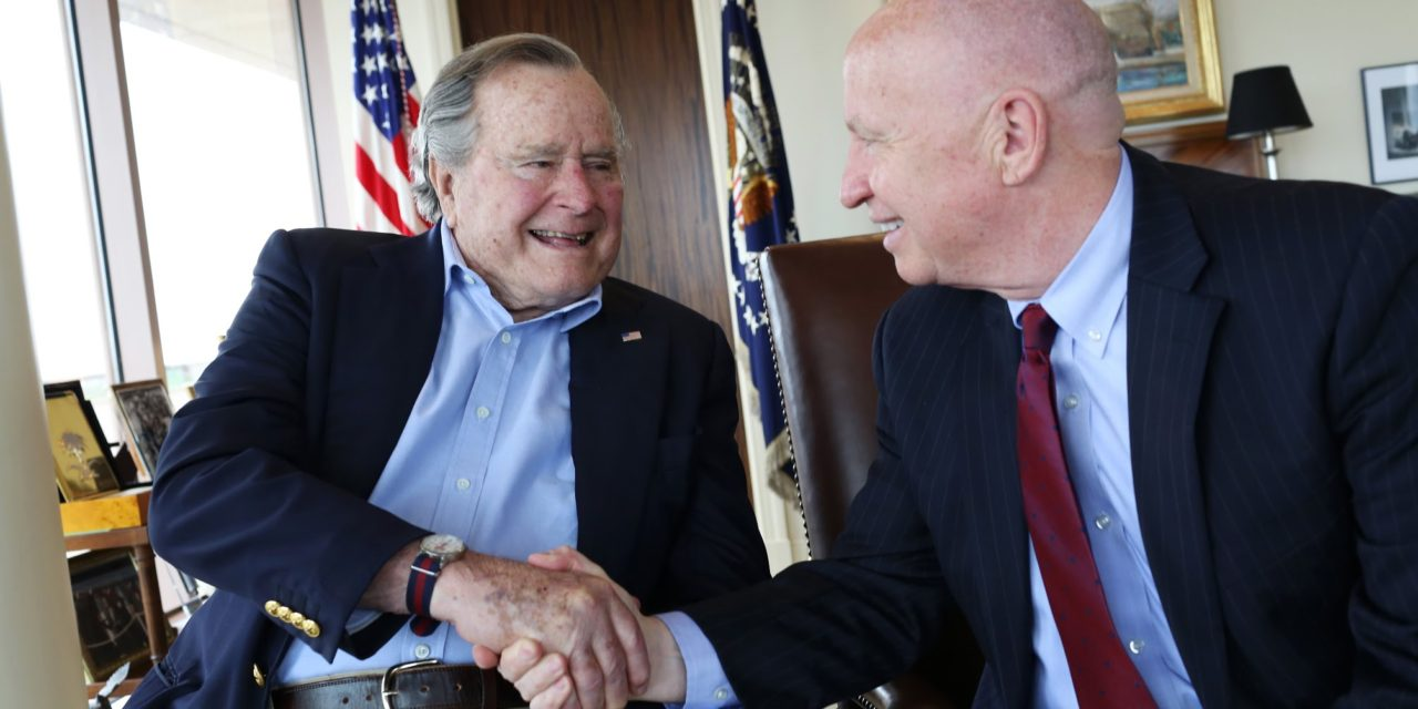 Rep. Brady Reflects on Passing of George H.W. Bush