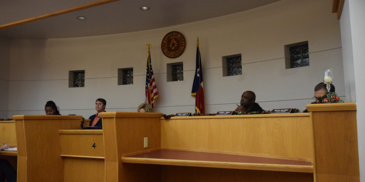 Angelina College Status Discussed by Crockett City Council