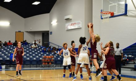 Lady Lions Run by Lady Bulldogs, 81-33