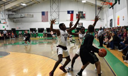 Sandies Open District Play with Win