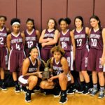 Sandiettes Take Fairfield Tourney Title