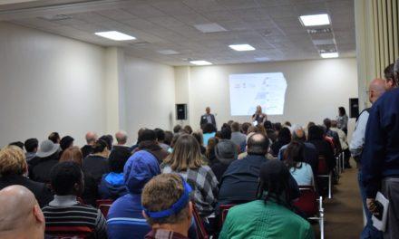 Job Fair Attracts Hundreds in Crockett