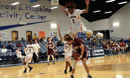 Lions Outrun Tigers in Houston County Holiday Tournament