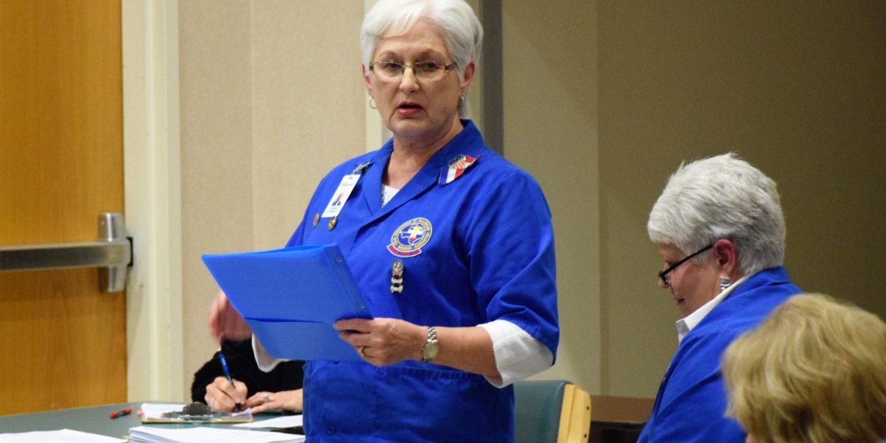 Volunteers Lauded at HCHD Meeting