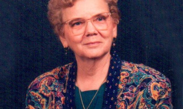 Shirley Ann Jordan Parker