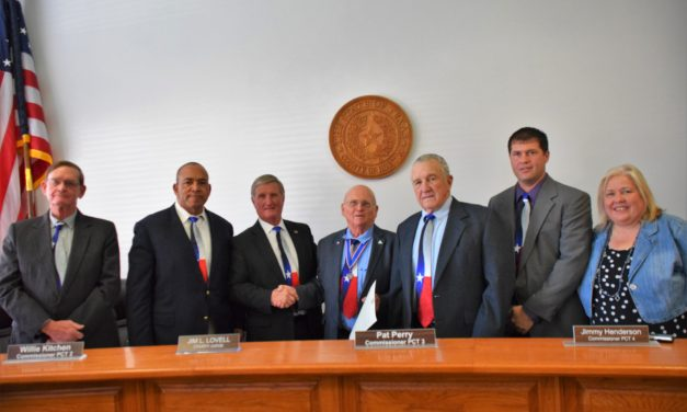 Commissioners Pass Resolution to Finance Expenditures