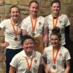 Grapeland Girls' Golf – Still on Top