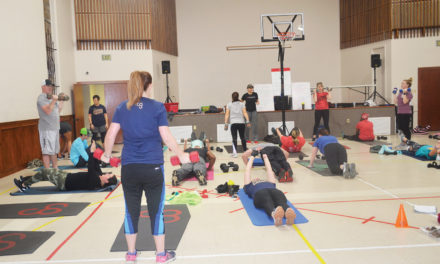 Camp Gladiator Offers Outdoor Group Fitness Opportunities