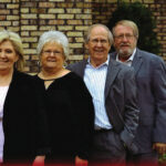 The Bolins quartet to give concerts at Porter Springs, Grapeland Baptist