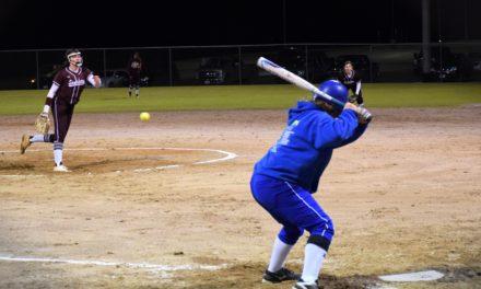 Sandiettes Open District Softball Season with Win