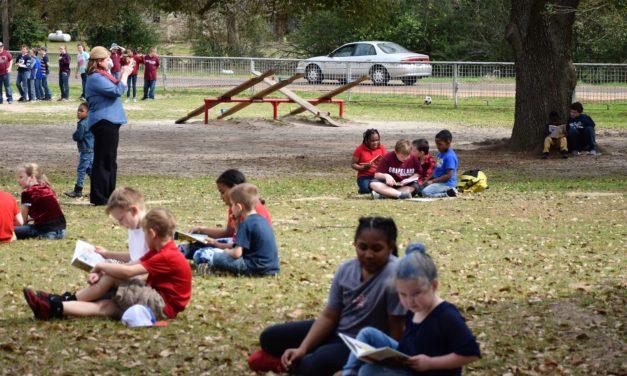 Read Across Grapeland