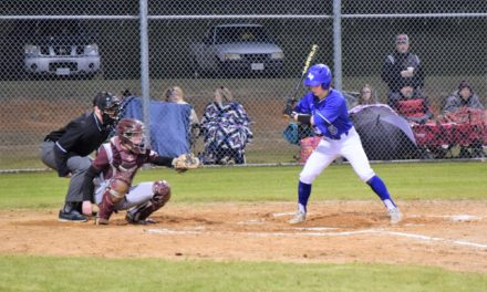 Two-Out Rally Gives Sandies Win